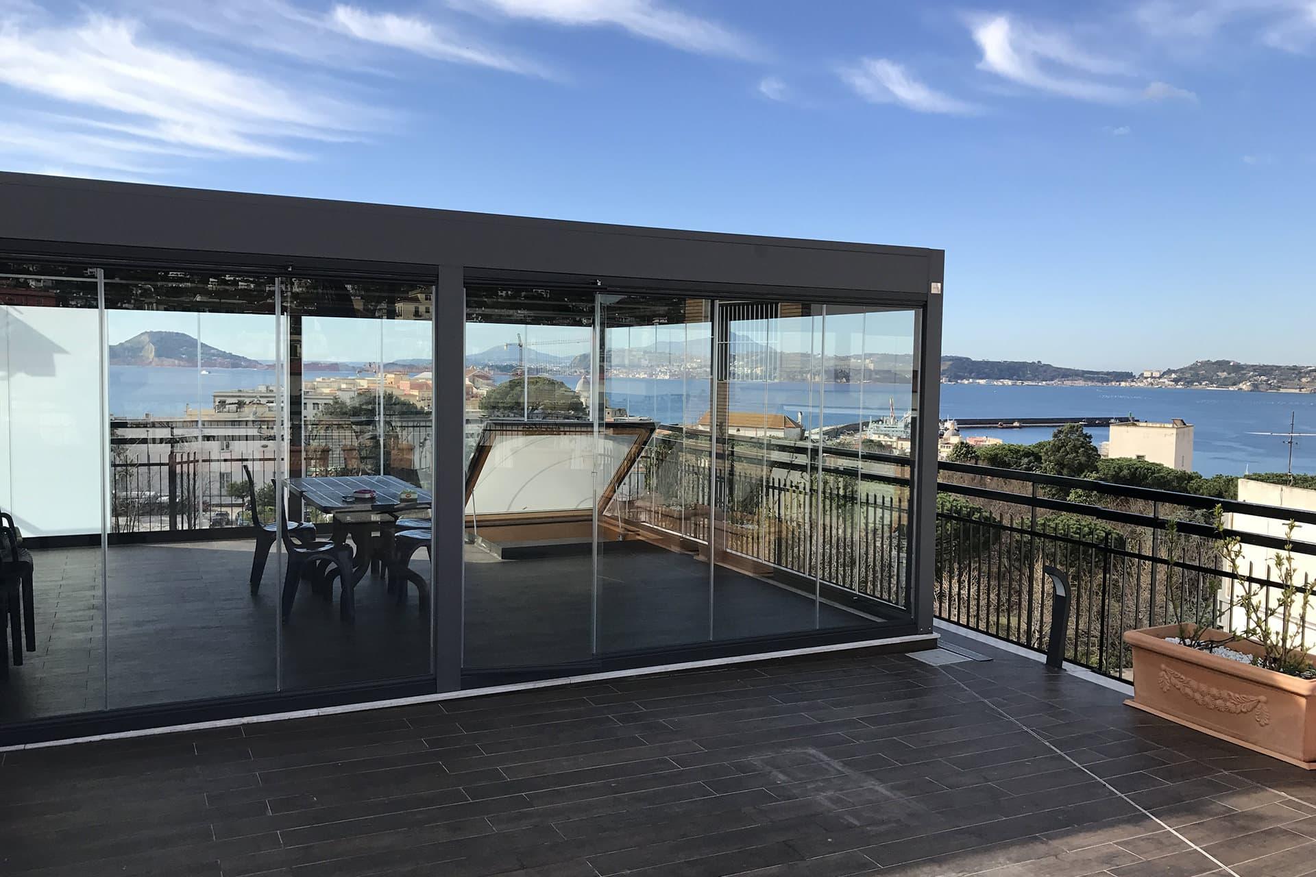 Vuoi ampliare la tua casa? Sono le vetrate la soluzione più conveniente